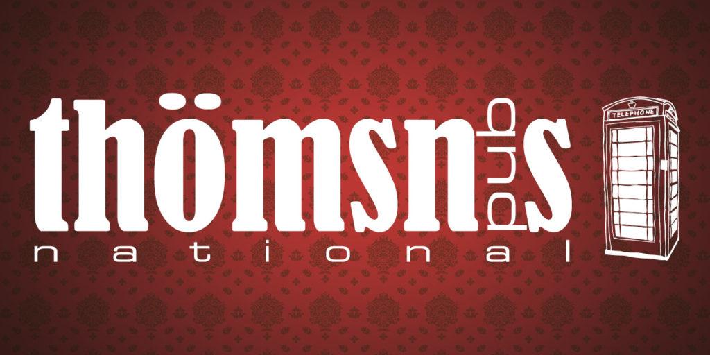 Logo Thömsn's Pub