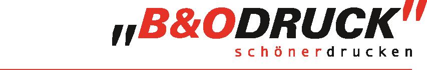 Logo B&O Druck