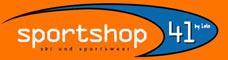 Logo Sportshop 41