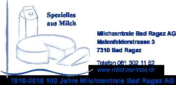 Logo Milchzentrale Bad Ragaz